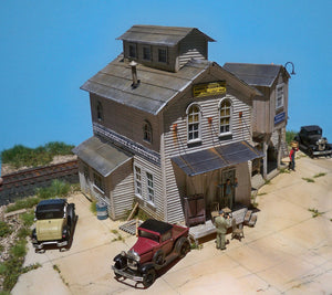 SARNO WOODWORK - HO SCALE KIT