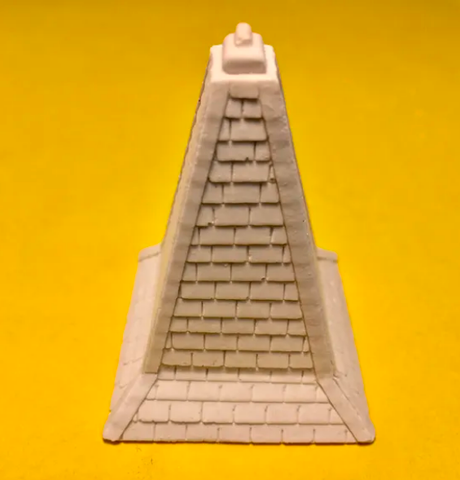 Shingled Tower Roof - HO Scale