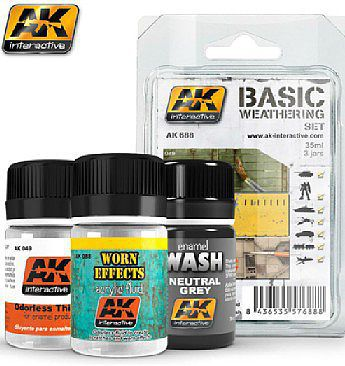 Basic Weathering Set