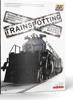 Trainspotting - Book by AK Interactive