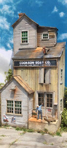 Cookson Soap - HO Scale Background Kit