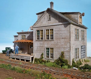 Quinn Duct & Elbow - HO Scale Kit