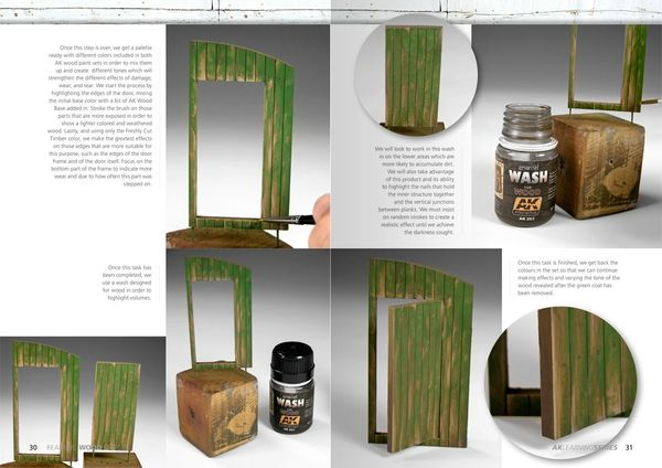 Realistic Wood Effects - Book