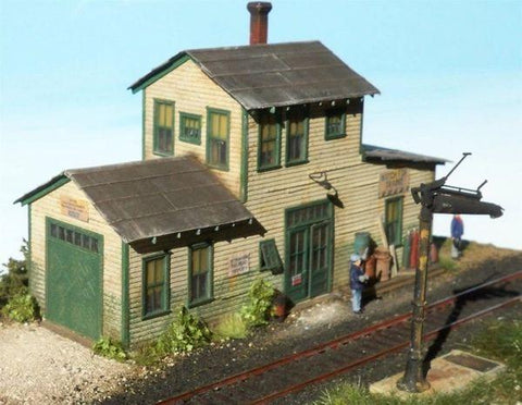 Tower Two - HO Scale Kit