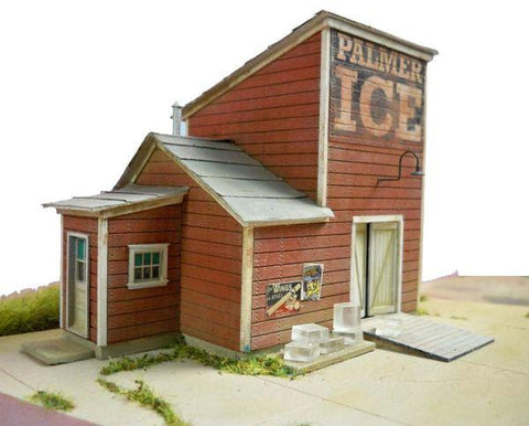 Palmer Ice  - HO Scale  Kit