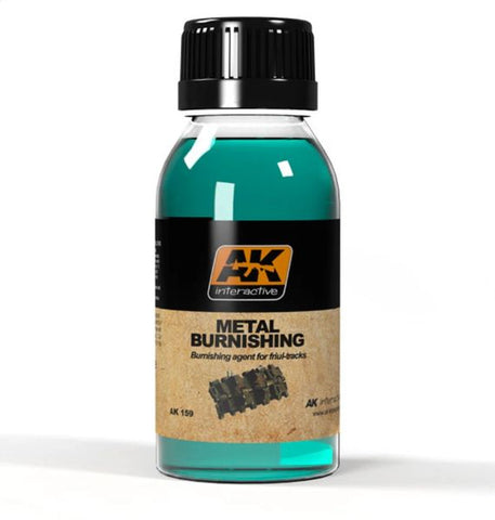 Metal Burnishing  - HO/ O Scale