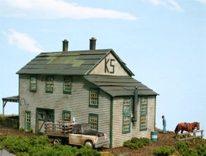 K. Scholz Blacksmith - HO Scale Kit