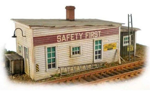Yard Office One - HO Scale Kit