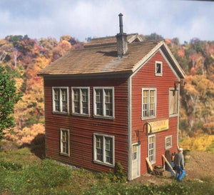 Grove Wood Crafters - HO Scale Kit