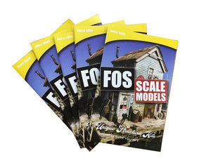 Fos Scale Models Printed Catalog