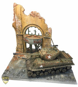 Kino - 1/35th Scale Diorama Kit  - U.S. ORDERS ONLY