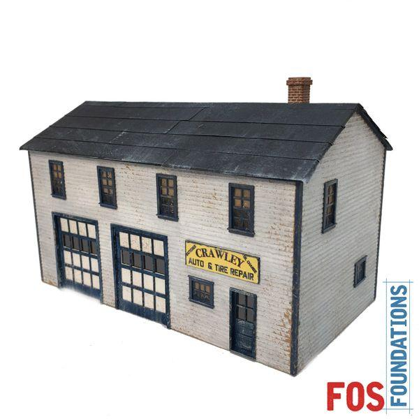 Crawley Auto - HO Scale Kit