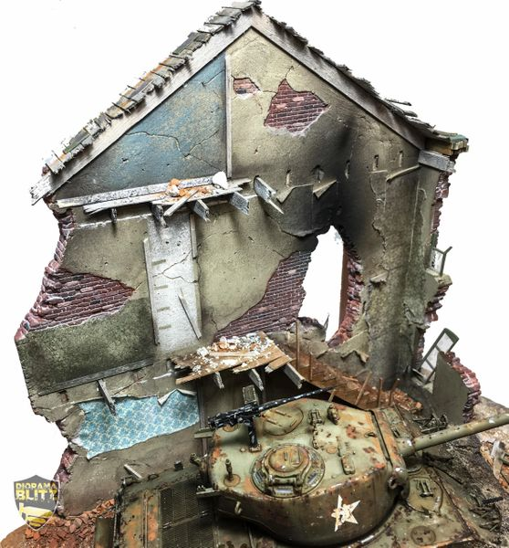 Hoogstratt- 1/35th Scale Diorama Kit - - U.S. ORDERS ONLY