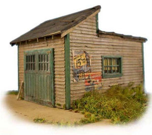 Martin's Garage - HO Scale Kit