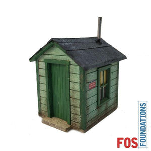 Crossing Shed Set of 2 - HO Scale Kit
