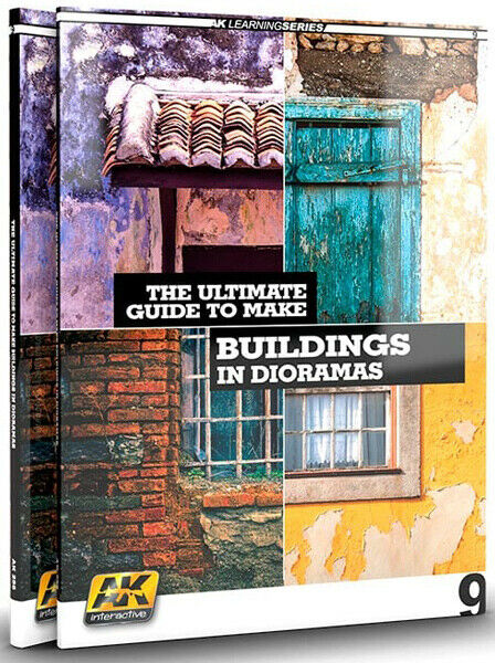 THE ULTIMATE GUIDE TO MAKE BUILDINGS IN DIORAMAS