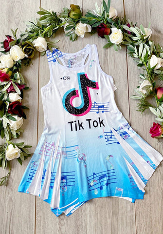 tiktok dress girls dresses