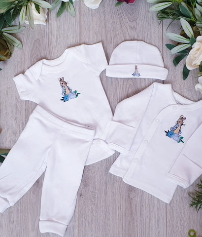 prem baby tiny baby small baby premature clothes peter rabbit beatrix potter collection