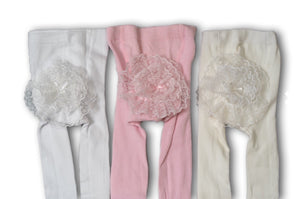 Beau Kid Frilly Bum Tights