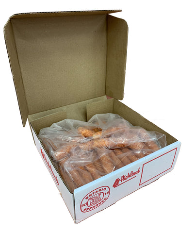 FROZEN - ENGLISH BREAKFAST SAUSAGE LINKS - 5LB BOX