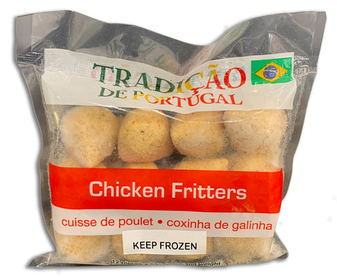 FROZEN - CHICKEN FRITTERS