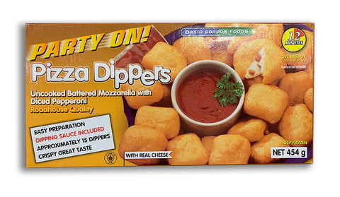 FROZEN - PIZZA DIPPERS - 454G