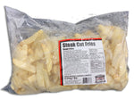 FROZEN STEAK CUT FRIES 5 LB BAG
