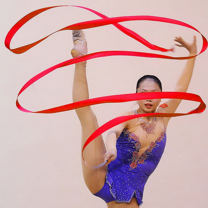 Dance Ribbon Gym Rhythmic Gymnastics Ribbon