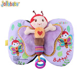 1pcs Animal Style Baby Toys Infant Kids Early Development Cloth Books