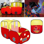 Large Sports Car Shape Play Tents for Kids House Play Hut Children Ocean Balls Pit Pool Indoor Outdoor Garden Playhouse