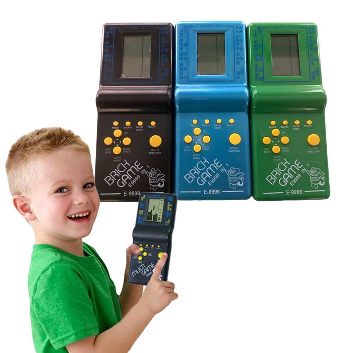 Retro Classic Electronic Puzzle Toy