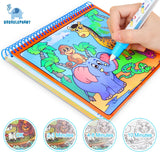 Magic Water Drawing Book Coloring Book