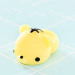 Squishy Soft Cute Cat Wipes Antistress Boot Ball