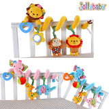 1pcs Jollybaby baby stroller multifunctional bed hanging toy