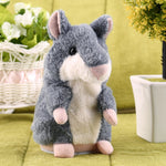 Lovely Free Shipping Talking Hamster Plush Toy