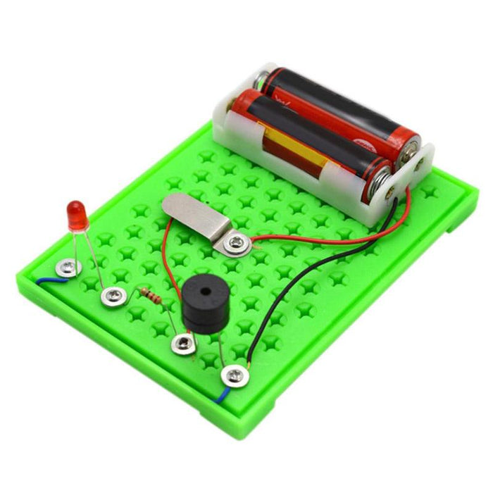 Children Kids Electric Radio Transceiver DIY Assembly Science Experiment Toys Model Building Kits