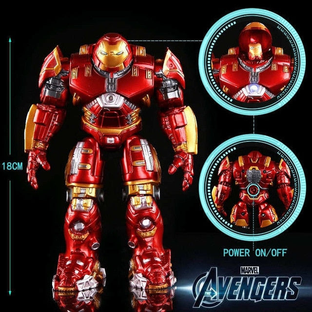 Avengers 2  Iron Man Hulkbuster Armor Joints