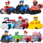 Paw Patrol dog Puppy Patrol car