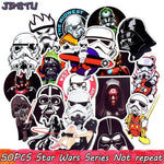 50pcs Mixed Anime Stickers Movie Graffiti JDM Sticker for Kid DIY Skateboard