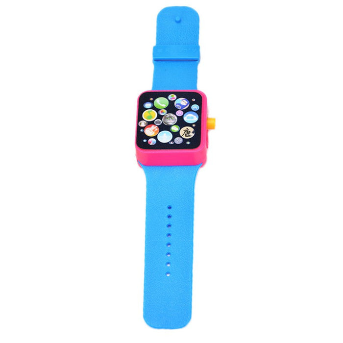Children's toys baby boy girl multi-function smart watch