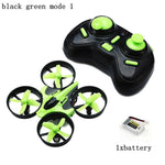New Arrival Eachine E010 Mini 2.4G 4CH 6 Axis 3D Headless Mode Memory Function RC Quadcopter