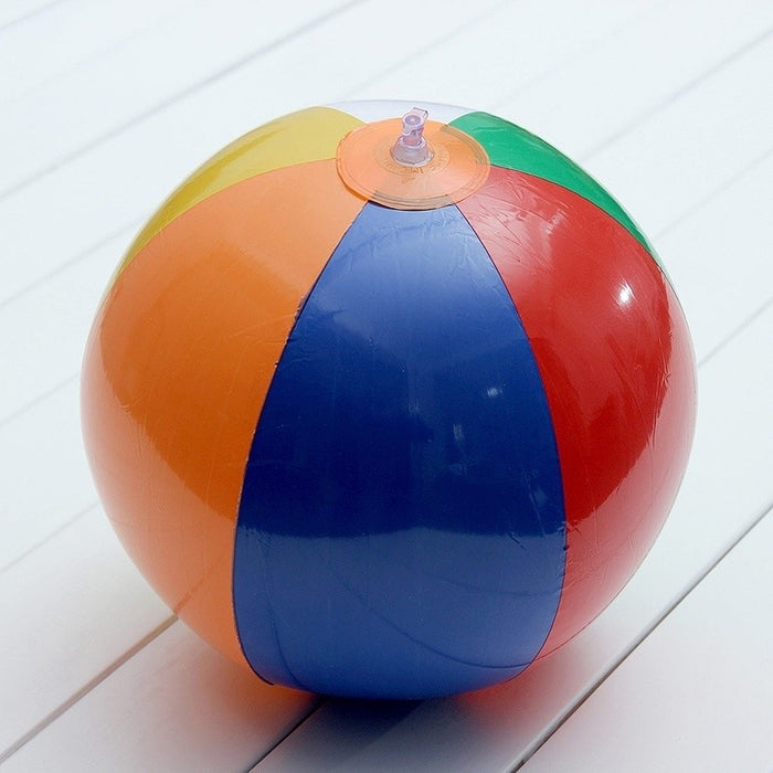 1 Pcs 22cm Kids Inflatable Beach Ball