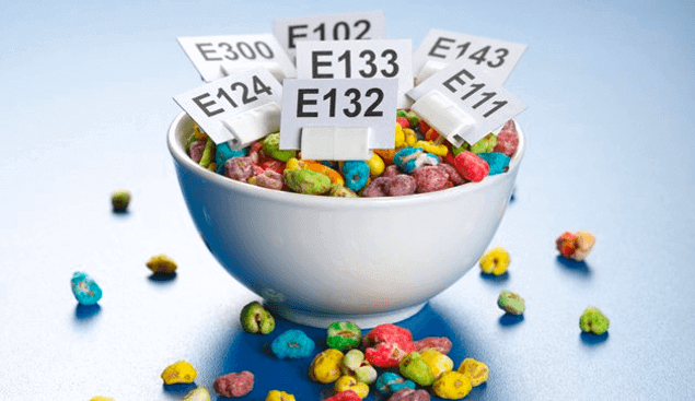 Food Additives - What are they?