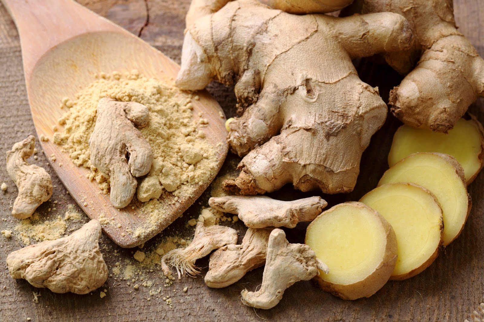 Dried Ginger or Saunth used in EltheCook Readymade Tadka (Tempered SPice blends). Shipping worldwide