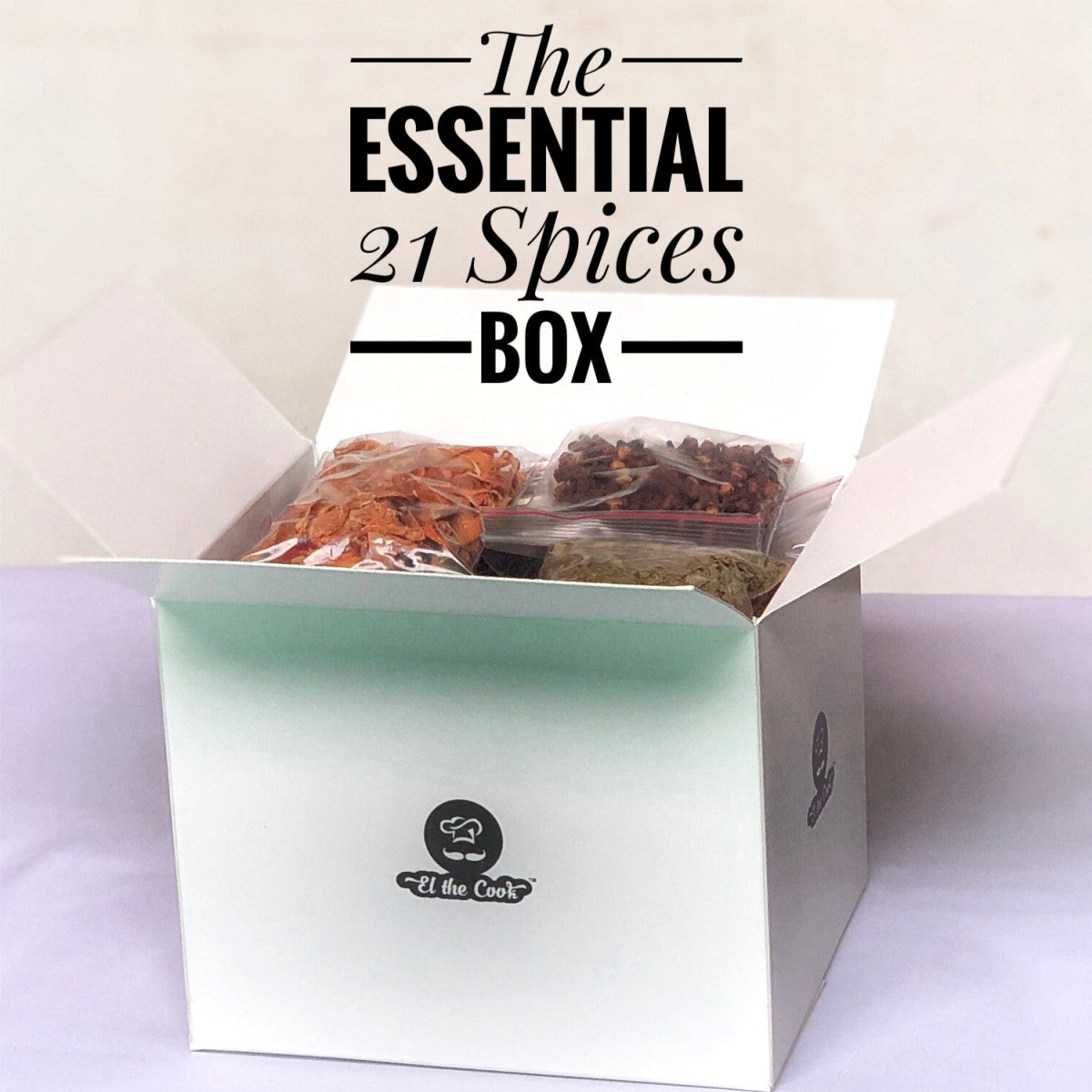 common indian spices, spice box india buy online kitchen box Elthecook buy online, shipping worldwide, spice box, indian spices,