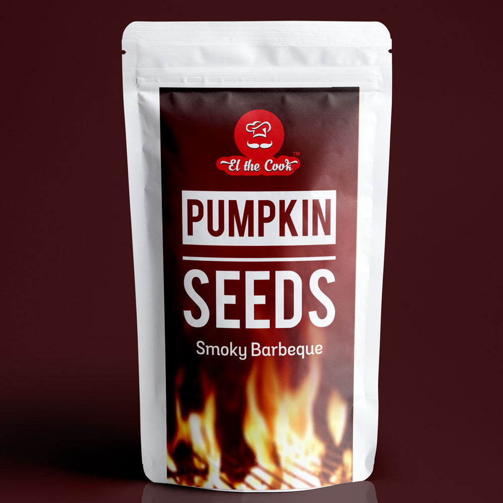 Barbeque Pumpkin Seeds 100g | Pack of 2