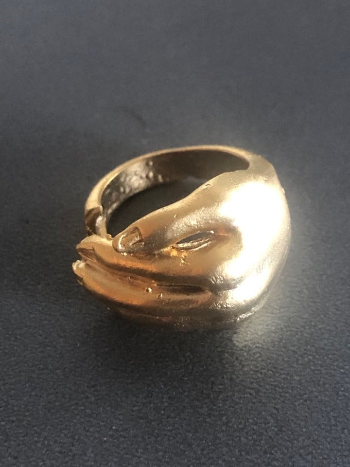 Anatoli Gold Ring