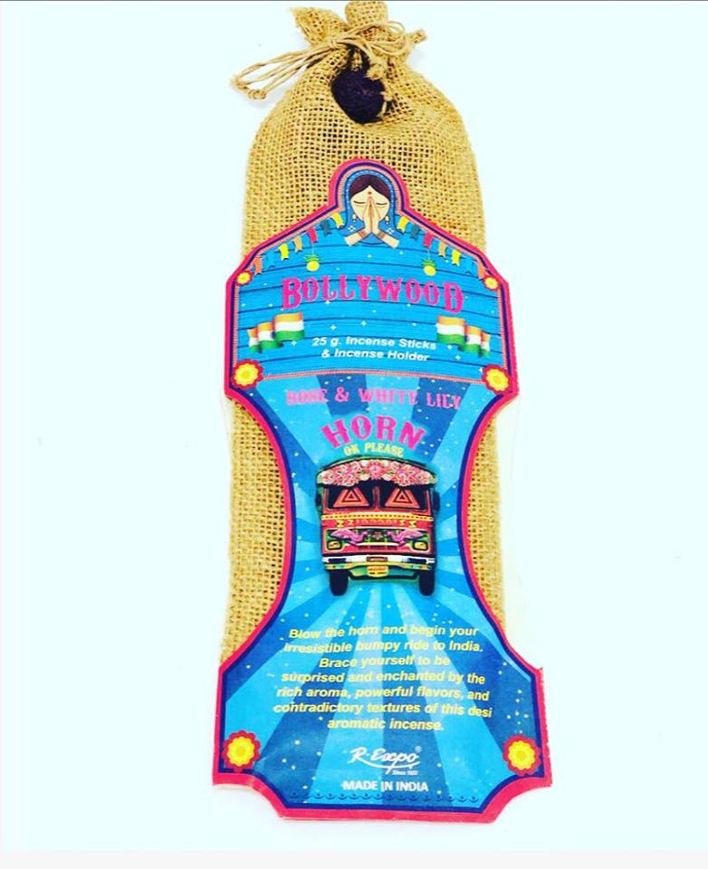 Incense Jute Gift Pack