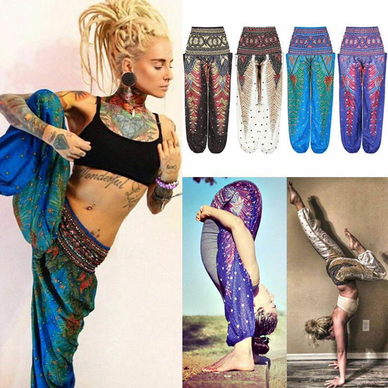 Thai Aladdin Pants