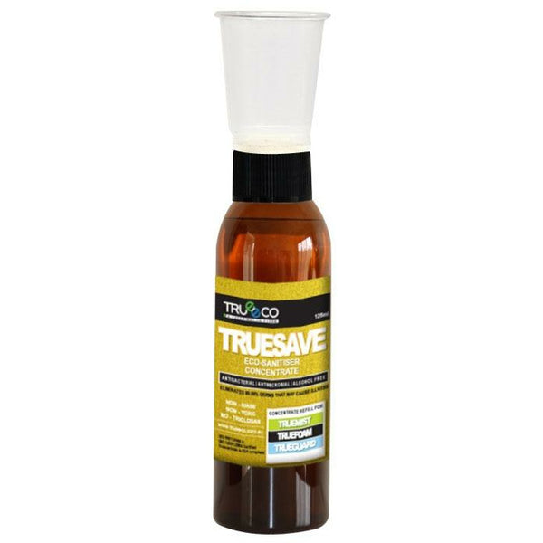TRUESAVE CONCENTRATE 125ML (Creates 2.5 Litres READY2USE) - TRUEECO